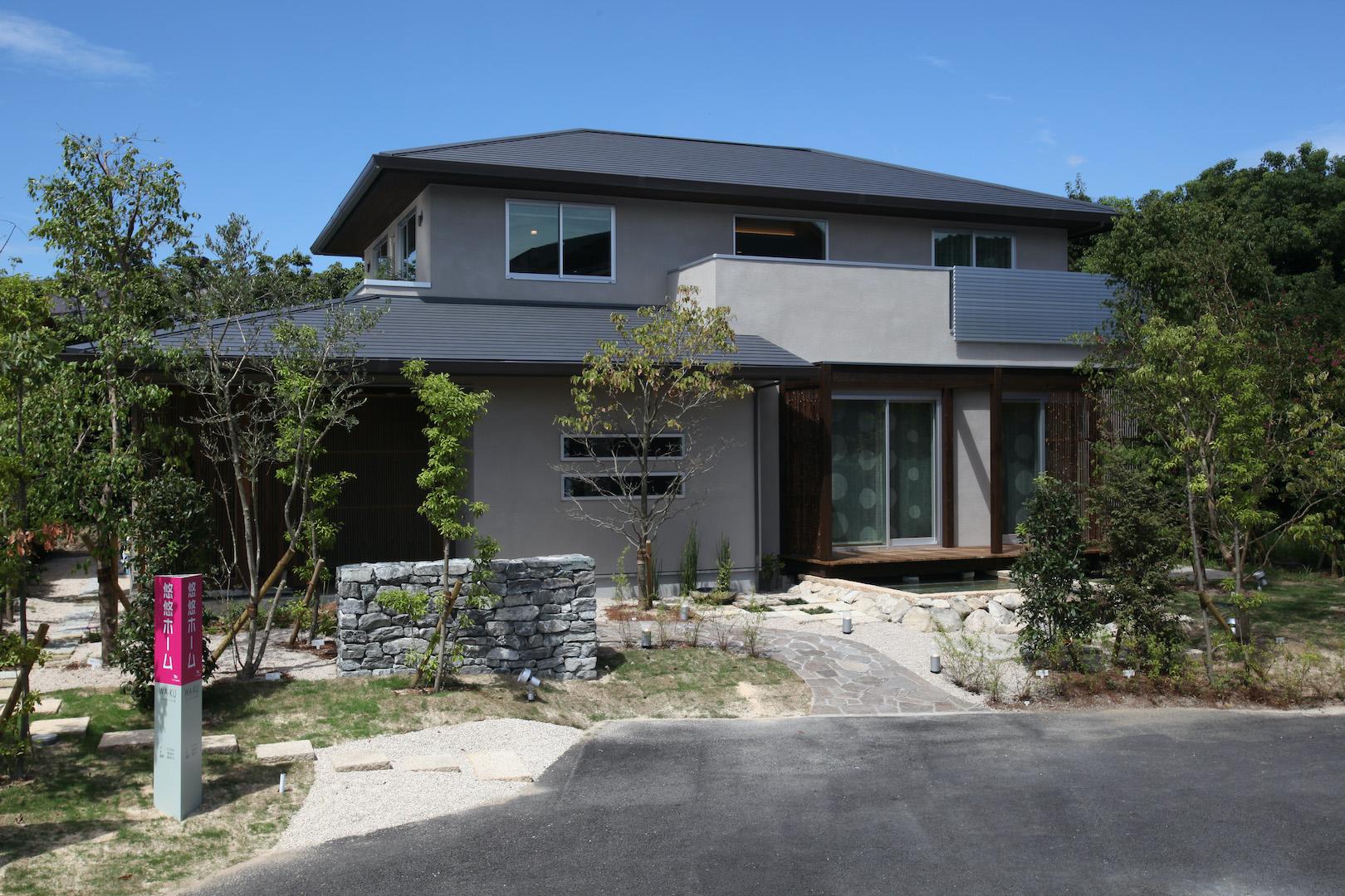 永続的なデザインと性能の高さで、大切な家族のための家になる